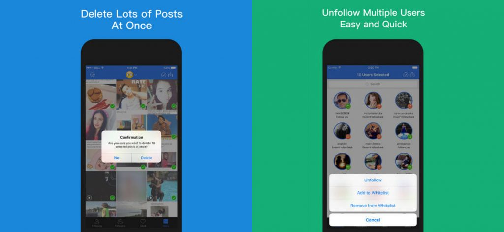 How to Mass Unfollow on Instagram? | Followrio